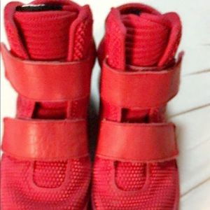 Nike fly stepper Red